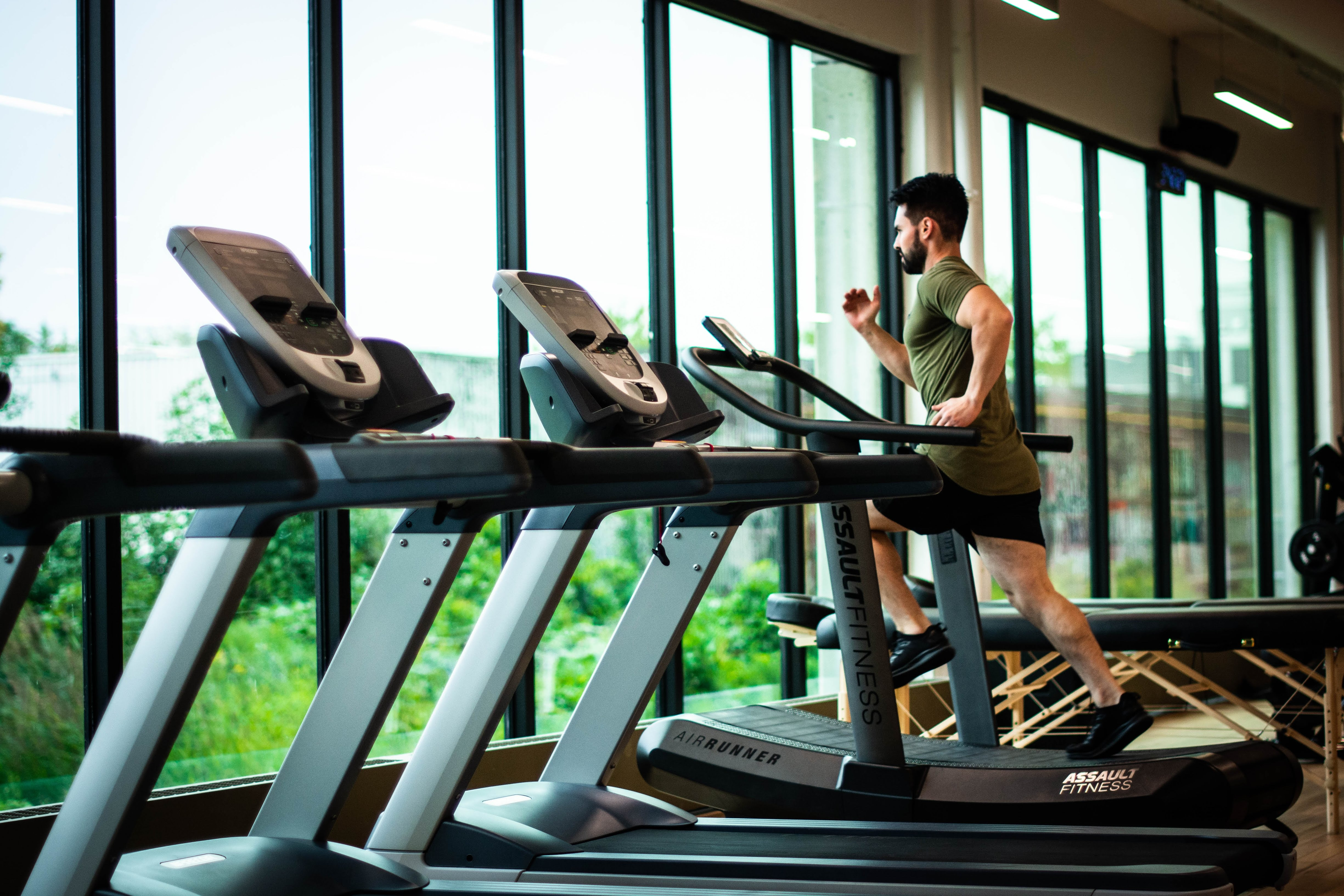 Manage work travel with your exercise