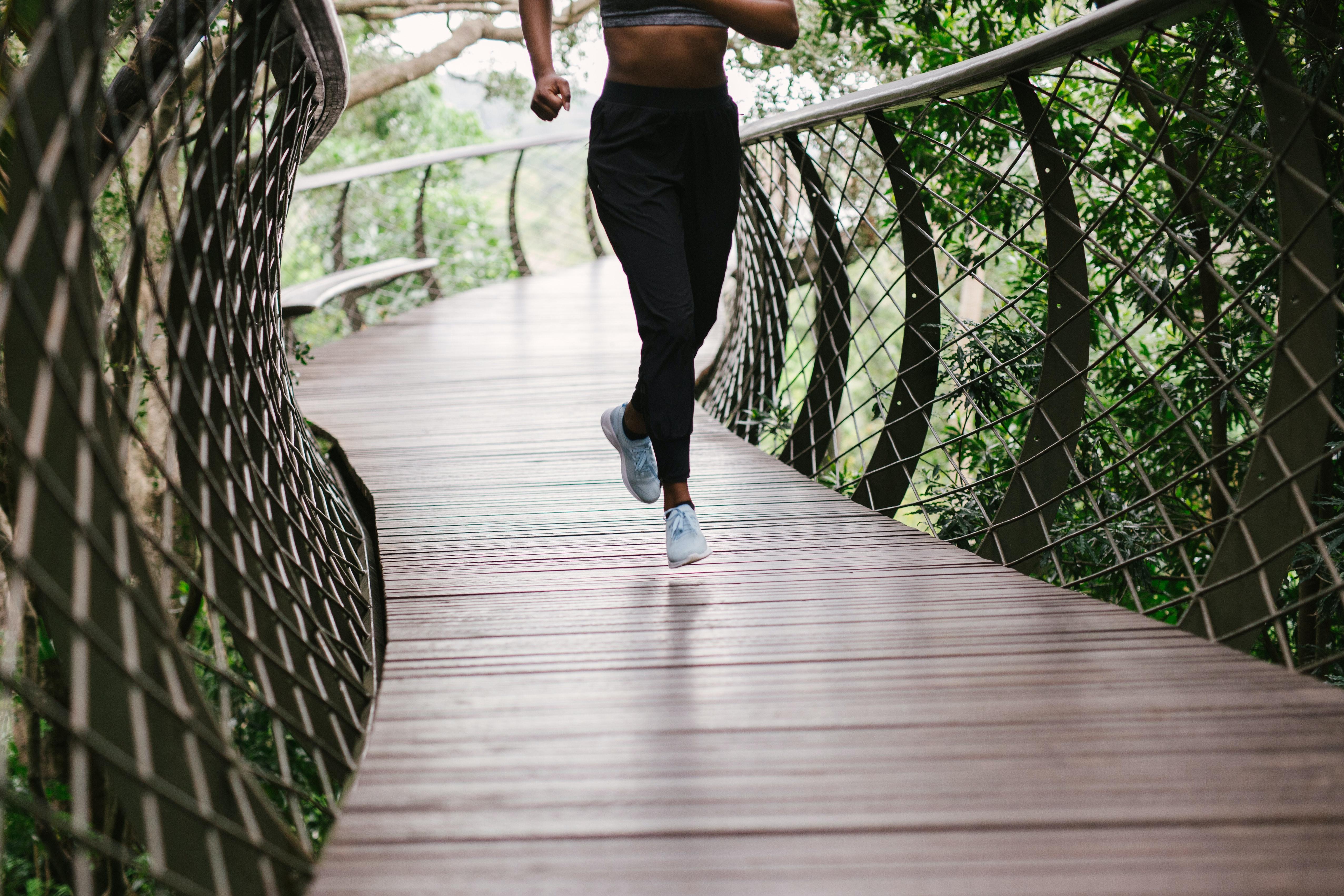 Lift more, Run More